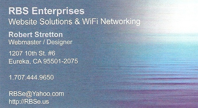 RBSe Business Card